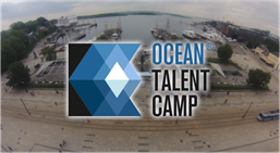 Ocean Talent Camp Rådhusplassen 2013